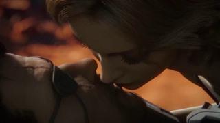 能挽救强尼生命的香吻