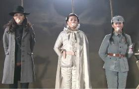 大漠枪神-32:燕双鹰等深夜出动解救被吊三人组