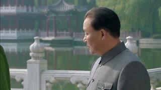 《历史转折中的邓小平》马少骅这造型帅呆了,百年不遇的帅哥啊