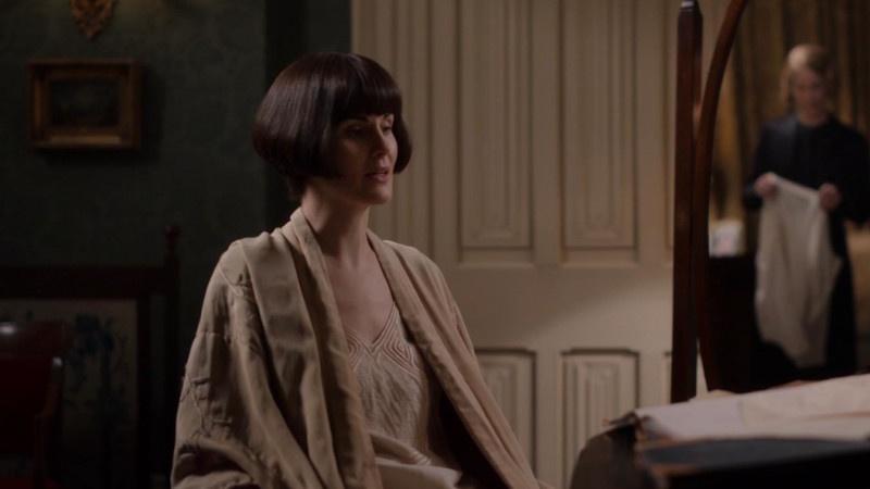 """《唐顿庄园》""""艰难抉择""""片段 前路未知玛丽遇艰难抉择"""