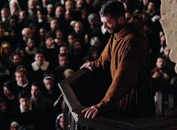 《修道士》曝光预告片 人体肉欲轻松击溃信仰