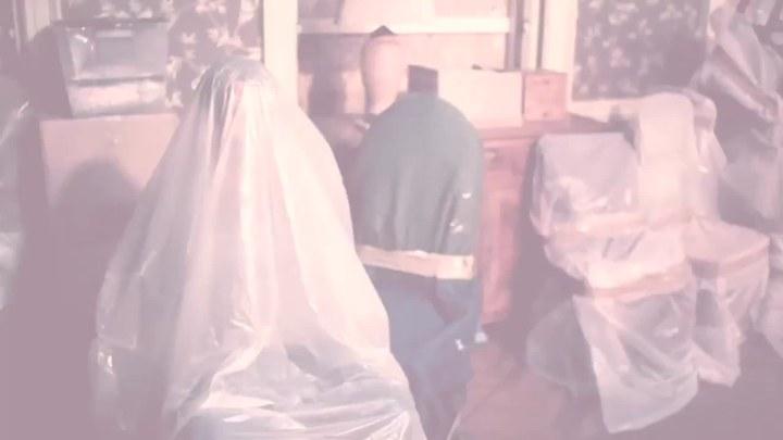 寂静的房子 预告片