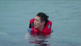 陈斌斌得救后与宋小可相拥而泣