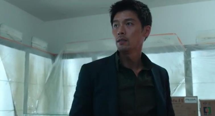 《共助》日版玄彬动作片段