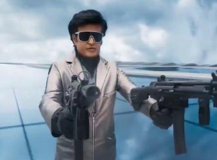 《宝莱坞机器人2.0:重生归来》发七弟特辑 七旬老人造型百变诠释另类超级英雄