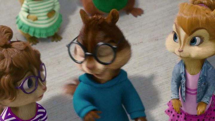 鼠来宝3 其它预告片:圣诞版