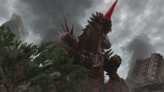 陷入假死状态的红色巨兽 想想随时醒来就让人感到害怕