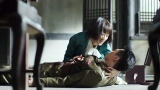 《双刺》洪玲发现受伤的彭刚 要去见老胡同志了