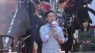 游戏视频 《三国无双》发布会在深圳召开