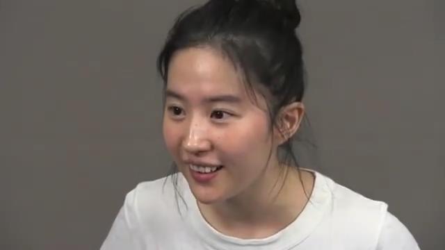《花木兰》刘亦菲试镜特辑