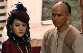 十月围城-59:阿四与舒云香港相遇