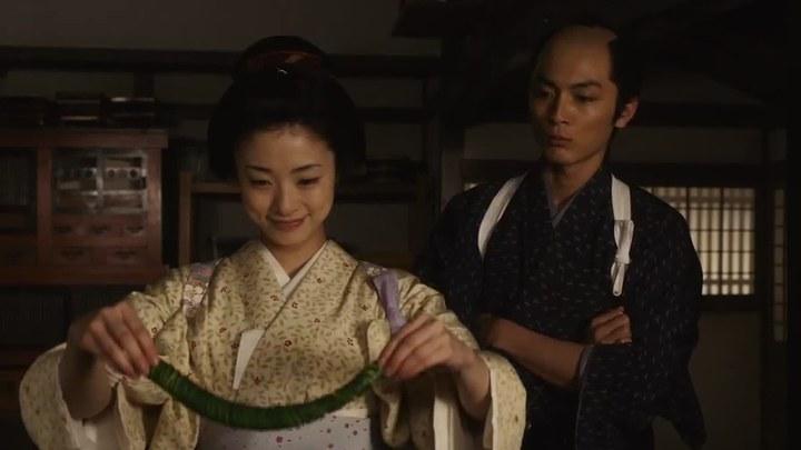 武士的食谱 日本预告片3