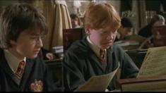 哈利·波特和密室 删节片段之英俊迷人的洛哈特教授