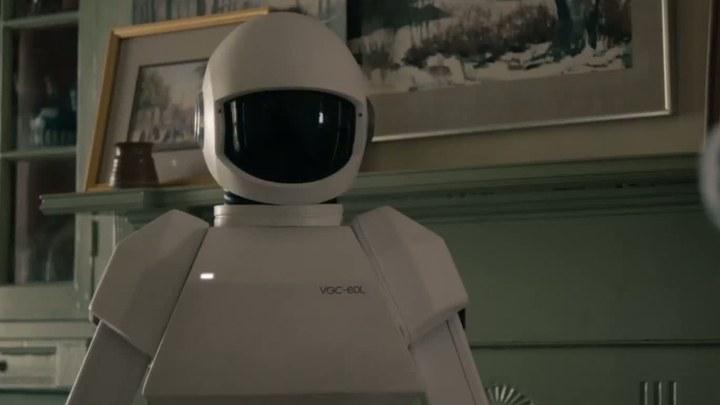机器人与弗兰克 片段6