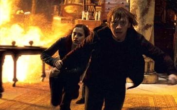 《哈利·波特与死亡圣器(下)》片段9