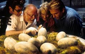 【侏罗纪公园】看点 恐龙破蛋而生 全是母的