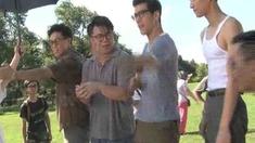 李小龙,我的兄弟 拍摄花絮之龙城四虎