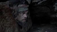 《荒野猎人》 小李子躲避追杀 湍急冰河漂流求生