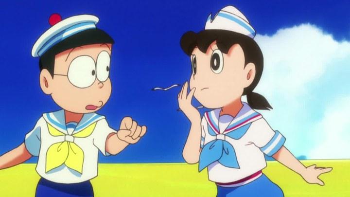 哆啦A梦:大雄的金银岛 片段5 (中文字幕)
