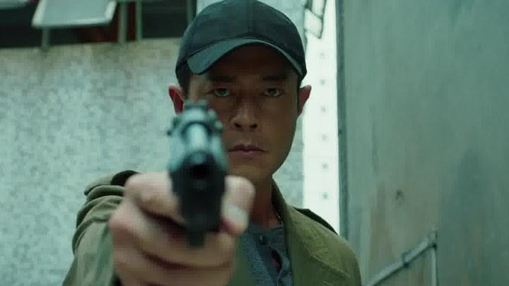 犯罪现场 MV:主题曲《像我这一种男人》 (中文字幕)