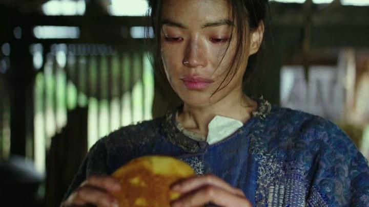 健忘村 片段1:舒淇吃饼 (中文字幕)