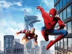《蜘蛛侠:英雄归来》钢铁侠特辑 唐尼变小虫人生导师