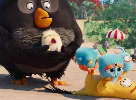 """《愤怒的小鸟2》也有""""熊孩子"""" 暑期尾声""""解压电影""""实现票房逆跌"""