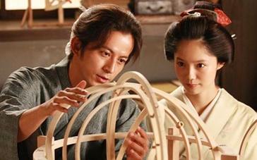 《天地明察》台版预告 冈田准一历尽艰辛观测星象