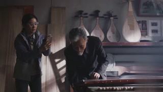 李丹带来上海专家做的琴弦