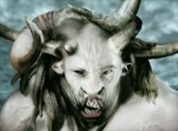 《诸神之怒》牛头怪中文特辑 暴戾守迷宫人类噩梦