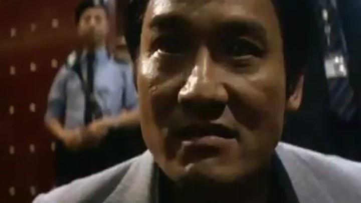 黑社会 香港预告片
