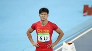 苏炳添率中国队获男子4×100米季军 日本AB队包揽冠亚军