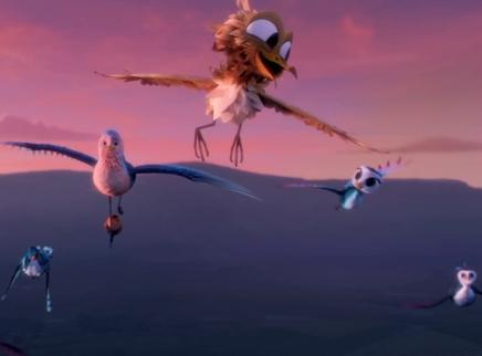 《飞鸟历险记》定档预告 3.8飞越全世界
