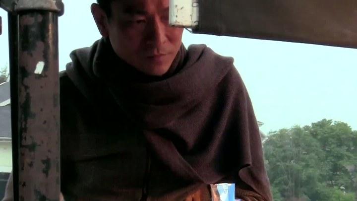 天机·富春山居图 花絮1:刘德华片场耍酷B