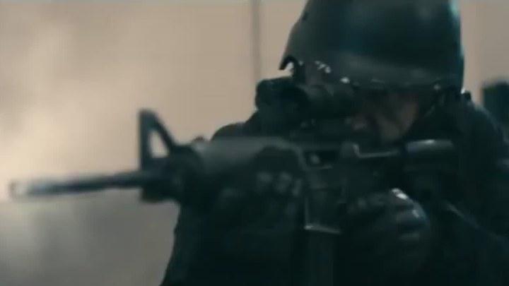 我是战士 日本预告片