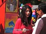 《盗马记》梁家辉与蛇共舞秀绝技 玩嗨梦幻游乐园