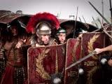 《迷踪:第九鹰团》片段:方阵再强架不住人多,蛮族逼退罗马士兵