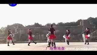 2016新广场舞变队形 《热辣辣》 变队形广场舞蹈