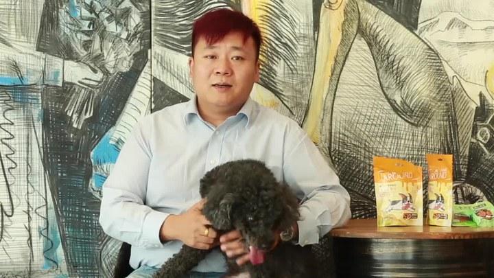 监狱犬计划 其它花絮1:铲屎官采访 (中文字幕)