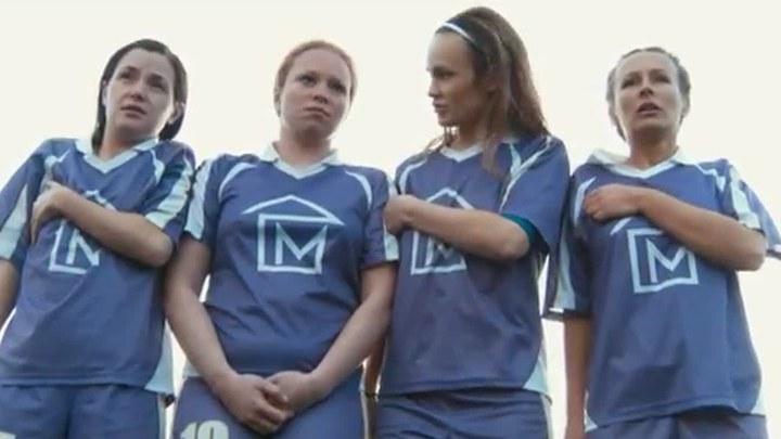 男式女子足球队 俄罗斯预告片
