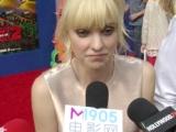 《天降美食2》独家首映采访 安娜事业家庭两不误