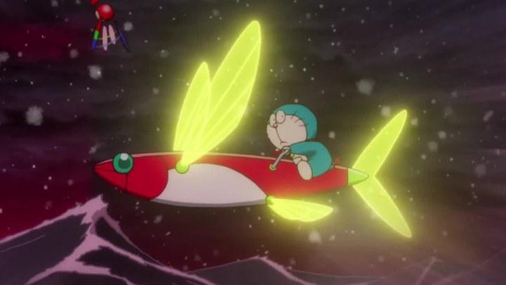 哆啦A梦:大雄的金银岛 片段2 (中文字幕)