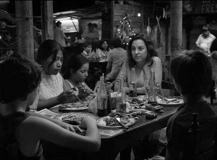 《罗马》晚宴片段 孩子们终将得知真相