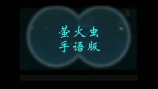适合集体表演的手语视频《萤火虫》 手语舞教学