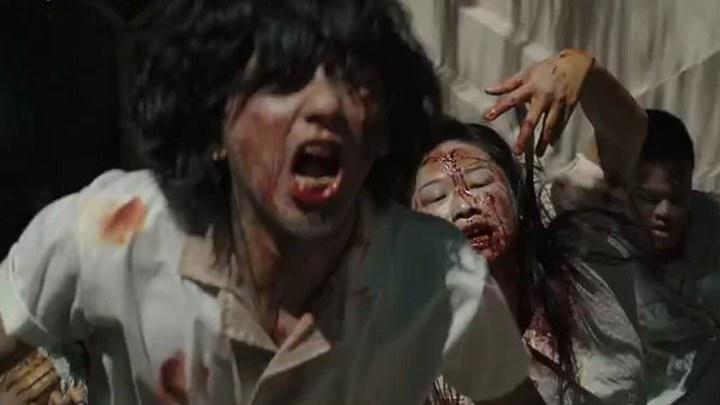 今晚打丧尸 香港预告片1 (中文字幕)