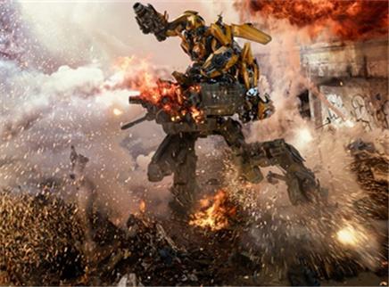 《变形金刚5》IMAX特辑 人类与变形金刚的恩怨纠葛