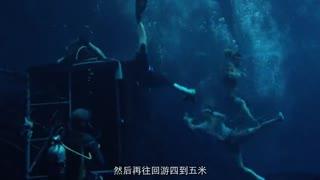 """《战狼2》水下特辑 揭秘吴京""""差点死了""""的一场戏"""