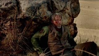 麦叔在荒漠中醒来遇到恶霸  这演技我服