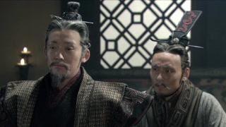 《大秦帝国》范睢诬蔑白起谋反