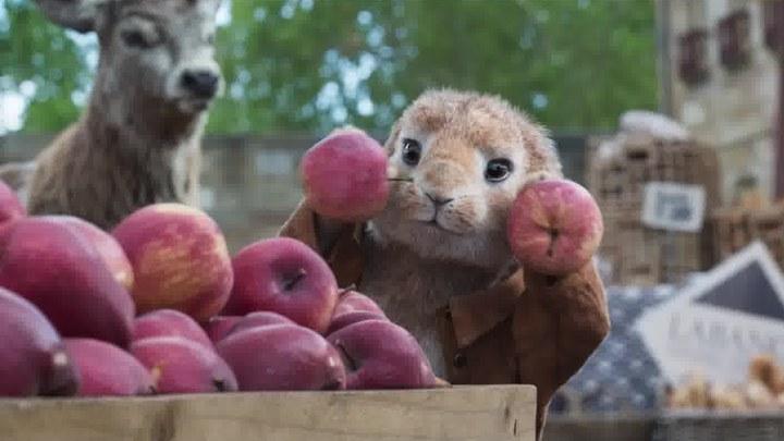 比得兔2:逃跑计划 其它预告片2:粮食版 (中文字幕)